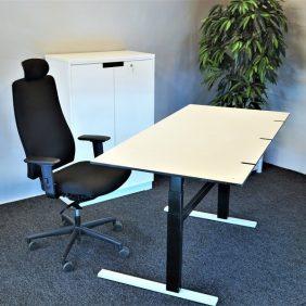 Elektriskt Höj- och sänkbart skrivbord, Ragnars