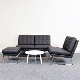 Sits soffa läder