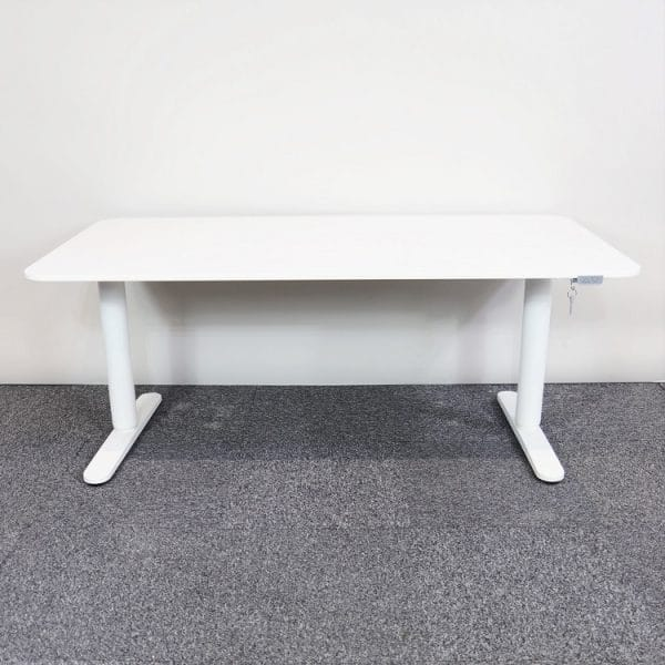 Elektriskt höj- & sänkbart Skrivbord Bekant IKEA
