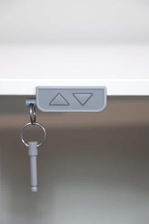 Bekant IKEA hörnskrivbord