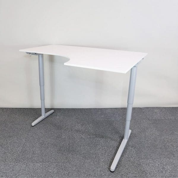Hörnskrivbord IKEA Bekant