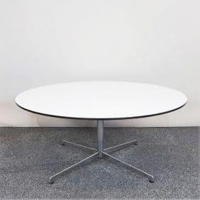 Loungebord med kromfot
