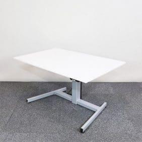 Höj- och sänkbart skrivbord pelarstativ
