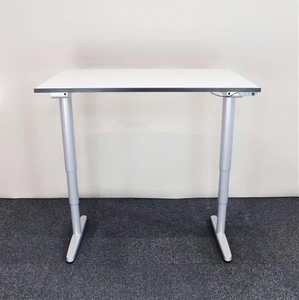 Elektriskt höj- & sänkbart Skrivbord Galant   IKEA