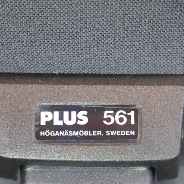 Kontorsstol Plus 561 | HÖGANÄS