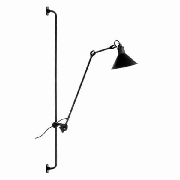 Vägglampa Lampe Gras No 124 | LAMPE GRAS