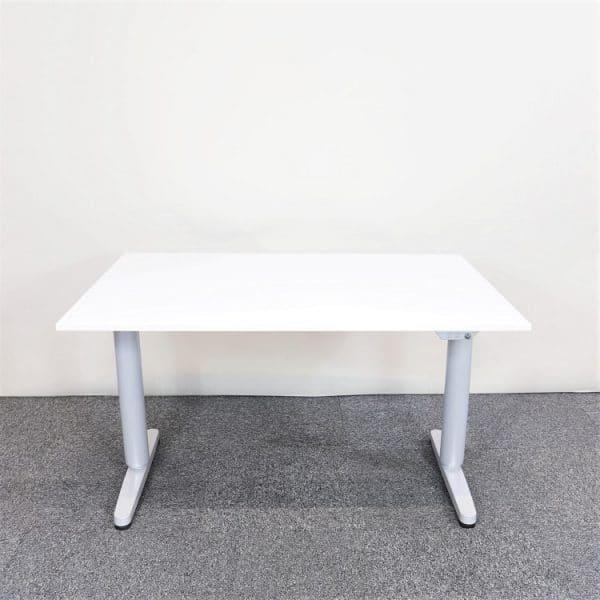 KAMPANJ Komplett arbetsplats från IKEA med elektriskt höj- och sänkbart skrivbord