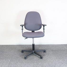 Grå kontorsstol Jenna Synkron från Officeline