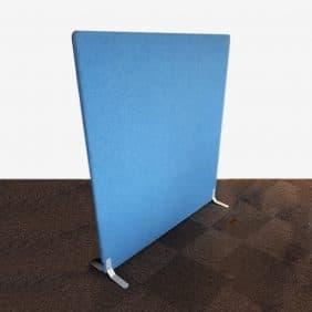 Blå golvskärm ScreenIT från GÖTESSONS