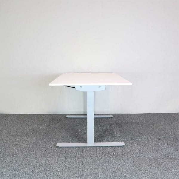 Elektriskt höj- och sänkbart skrivbord