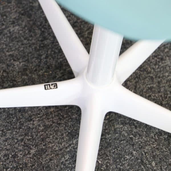 Balans- och sadelstol från HÅG i färgen Sea Green