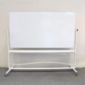 Whiteboardtavla på hjul från Office Akktiv