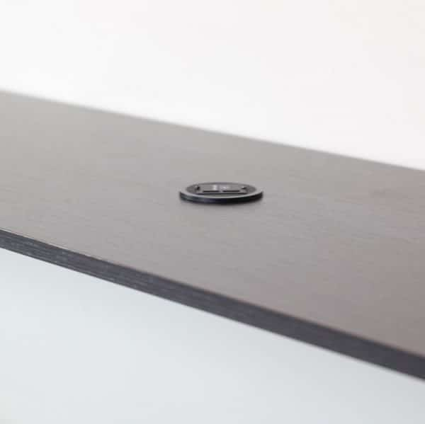 Bordets USB-uttag