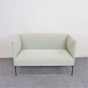 Salviagrön soffa från Martela