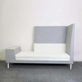Soffa Offecct grå