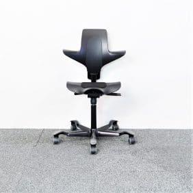 Kontorsstol i svart HÅG